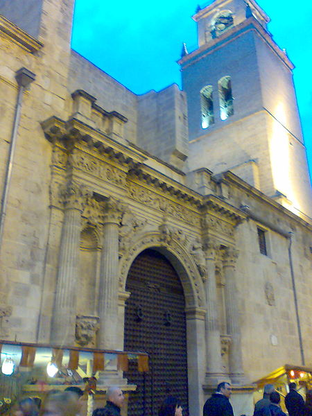 Catedral de Orihuela, en la Vega Baja