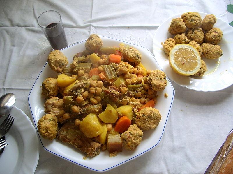 Gastronomia en la Vega Baja del Segura