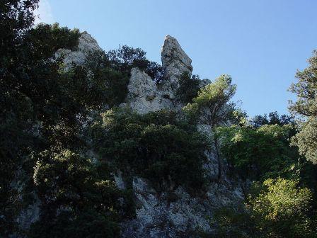 Barrancos y senderos en la Hoya de Alcoy