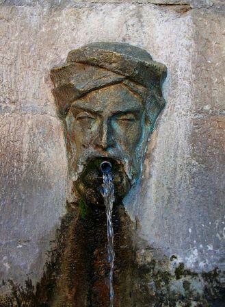 Fuente en el Vall de Alcala