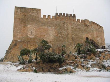 Castillo almohade de Petrer