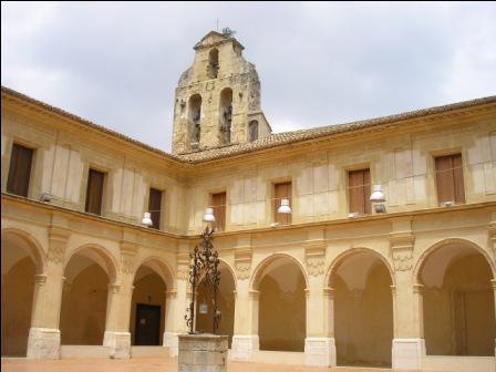 monasterio del Corpus Christi en Lluxent