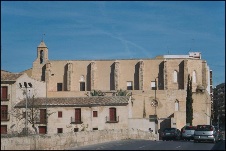 Real Monasterio de la Santísima Trinidad