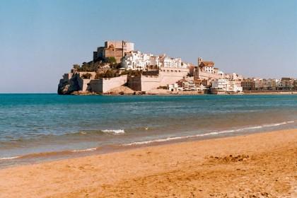 Peñiscola, castillo y playa