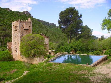 Paraje Natural de La Murta en Alzira