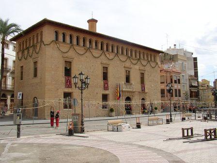 Palacio de los duques de Lliria