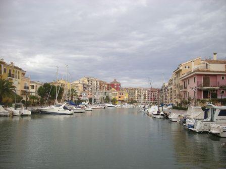 La pequeña Venecia en Valencia: Portsaplaya