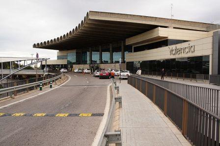 Aeropuerto Internacional de Valencia en Manises