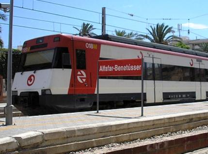 Ferrocarril Alfafar-Benetuser