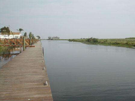 albufera, puerto de Catarroja