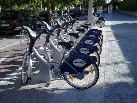 Ruta: Valencia en Bici, turismo