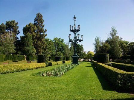 Jardines de Viveros